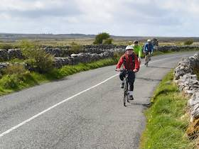 Wilderness Ireland Road Cycling and Yoga