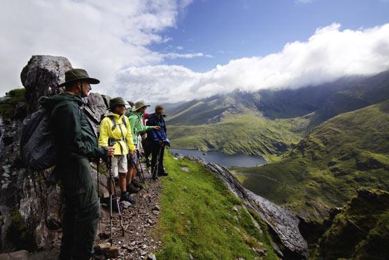 Places In Ireland Top 5 Long Walks Wilderness Ireland