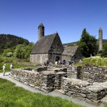 Glendalough-church
