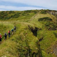 Hiking along Causeway coast_opt