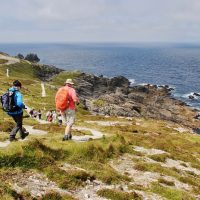 Malin Head hiking
