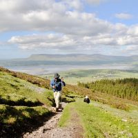 Hike Ben Bulben