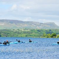 Kayak Lough Gill