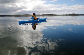 Kayaking in Sligo