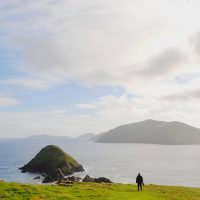 Hiking Slea Head on the Dingle Way