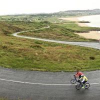 biking Donegal