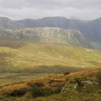 Derryveagh Mountains Donegal