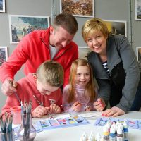 Create & paint your own toy in Kerry!