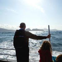Sailing to the Skelligs!