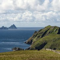 The Skellig Islands off the Ivereagh Peninsula!