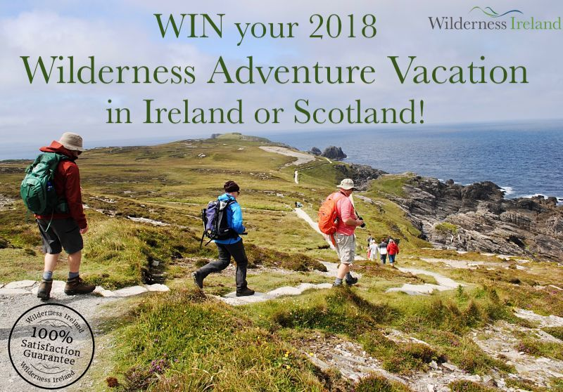 WIN A Ireland Trip To The Wilderness In January At Wilderness - Ireland trip