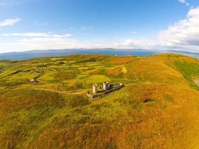 Hiking Cape Clear Island Cork -