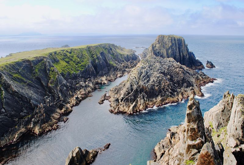 Malin Head Donegal - Star Wars - avoid tourism crowds in Ireland
