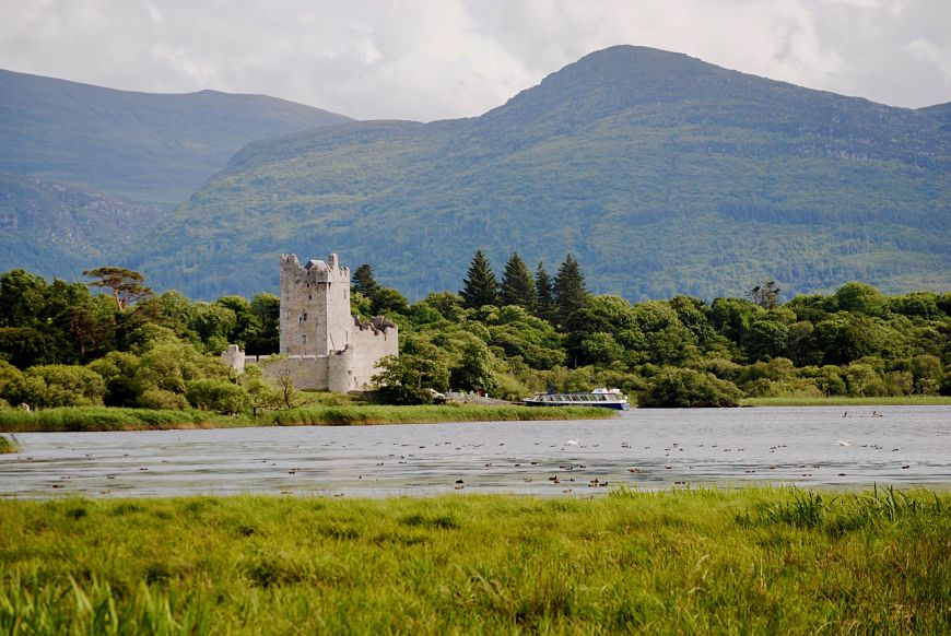 The Ring of Kerry - Tours, Map & Best Views | Wilderness Ireland Driving The Ring Of Kerry Map on