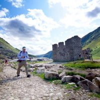 Discover the magic of ancient Glendalough monastic site.