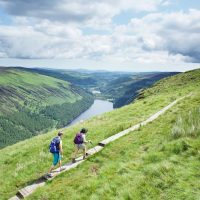 Hiking the wilds of the Wicklow Way