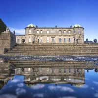 Watch the sun set at the magnificent Powerscourt Estate