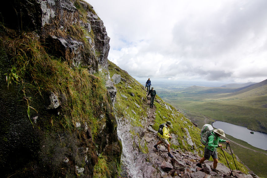 6895db23465 Hiking Boot or Shoe? Best Hiking Footwear for Ireland - Wilderness ...