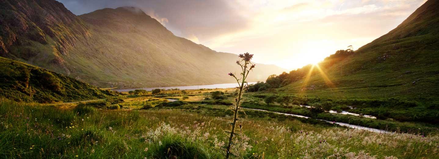 National Parks of Ireland - Connemara National Park
