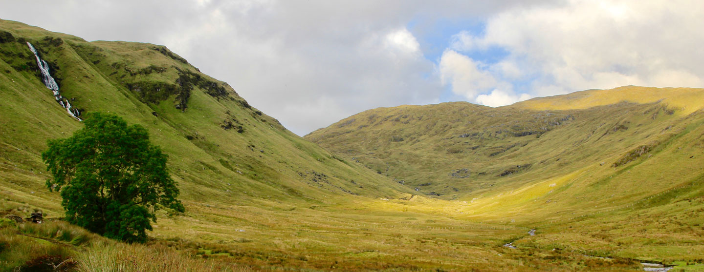 National Parks of Ireland - Glenveagh National Park