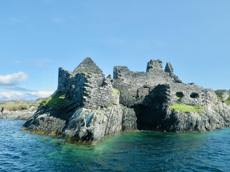 Inishbofin Island Ireland