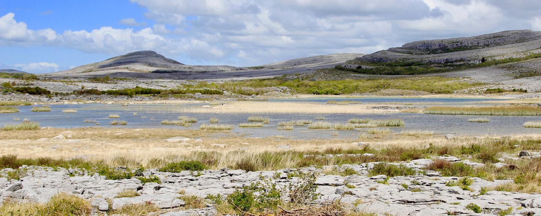 National Parks of Ireland - the Burren National Park